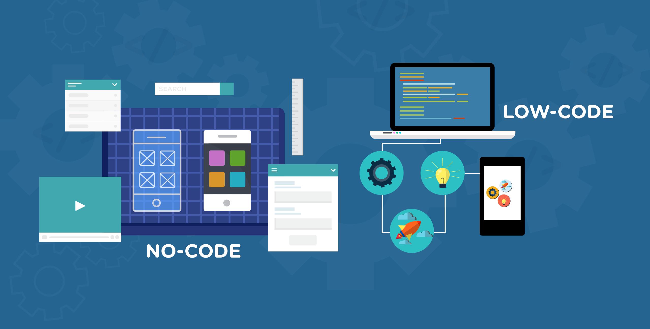 No-code-low-code
